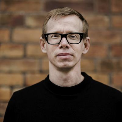 Tobias Degsell - Foto Anna Malmberg